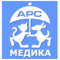 Арс Медика logo