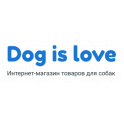 Интернет-зоомагазин Dogislove.ru logo