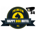Happy Dog Hotel logo