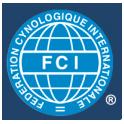 FCI (Международная кинологическая федерация) logo