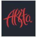 Akita Inu of Kusnezov logo